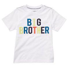 Carter's Big Brother Tee - Toddler