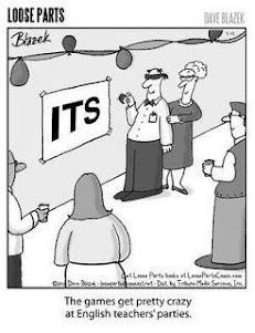 English teachers.