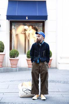 ストリートスナップ原宿 - 335さん | Fashionsnap.com