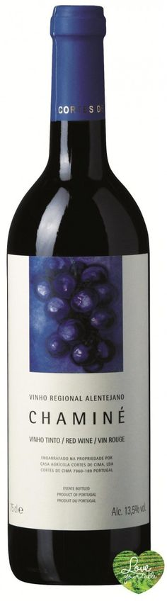 Love Your Table - Chamine Red Wine 2011, €9,49 (http://www.loveyourtable.com/Chamine-Red-Wine-2011/)
