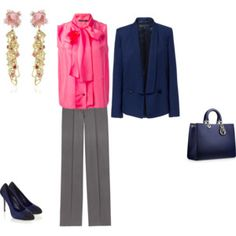 Clear Summer - pink/ blue/ grey