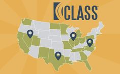 2016 CLASS Regional Trainings are coming to a state near you!