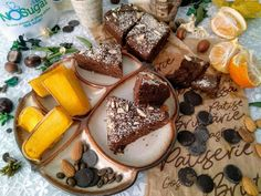 Brownie ciocolatoasă Dairy, Gluten, Cooking Recipes, Cheese, Food, Chef Recipes, Essen, Meals, Eten