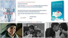 Wrinkles on my Timeline Books: Oscar şi Tanti Roz -> Eric-Emmanuel Schmitt
