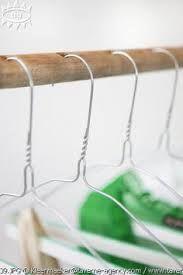 Afbeeldingsresultaat voor diy clothes hangers