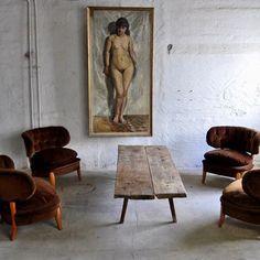 Bruno Hoppe Nude portrait (Pharyah) Nude Portrait, Artist, Painting, Home Decor, Decoration Home, Room Decor, Artists, Painting Art, Paintings