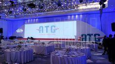 ATG lansman sahne dekor tasarımı ATG event stage design #toplantı #sahne #tasarım #dekor #etkinlik #lansman