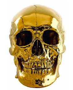 Výsledek obrázku pro skull gold