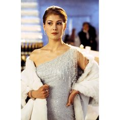 Rosamund Pike as Miranda Frostin in Die Another Day in 2002