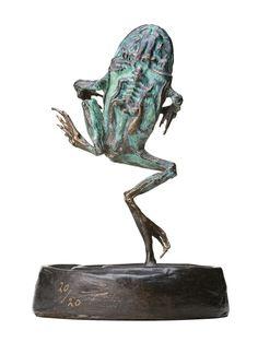 John Olsen Frog 2005