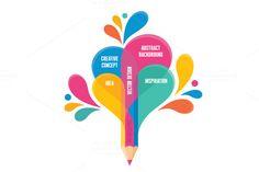 I just released Pencil Creative Design on Creative Market.