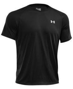 UNDER ARMOUR Under Armour Men'S Tech T-Shirt. #underarmour #cloth #shirts