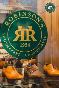 We're open by appointment! You can book and view available slots at your chosen store using our online booking system. #shoplocal #belfast #carrickfergus #footwear #robinsonsshoes