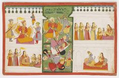ILLUSTRATION FROM AN USHA-ANIRUDDHA SERIES, CENTRAL INDIA, SECOND …onlineonly.christies.com3405 × 2250Buscar por imágenesILLUSTRATION FROM AN USHA-ANIRUDDHA SERIES, CENTRAL INDIA, SECOND HALF 18TH CENTURY Christie's ILLUSTRATION FROM AN...