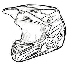 Dirt Bike Helmet Coloring Pages — Allmadecine Weddings Sketch Coloring Page is part of Bike tattoos - Biker Tattoos, Motorcycle Tattoos, Motorcycle Art, Bike Art, Motocross Tattoo, Dirt Bike Tattoo, Motorbike Drawing, Helmet Drawing, Motorcycle Helmets