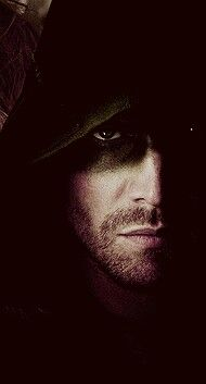 Oliver Queen aka Green Arrow in the show Arrow