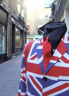 suit seen on carnaby street, london