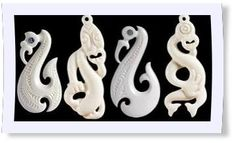Manaia - to symbolize balance Maori Designs, New Zealand Art, Nz Art, Maori Art, Maori Tattoos, Kiwiana, Bone Carving, Art Work, Pendant