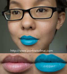 Limnit Lipsticks New Collection/Formula Swatches and Review :: Freestyle