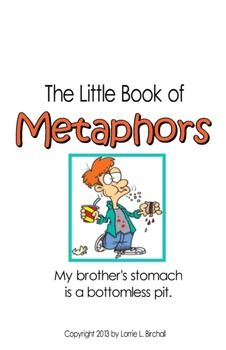 mini-reader with 24 examples of metaphors