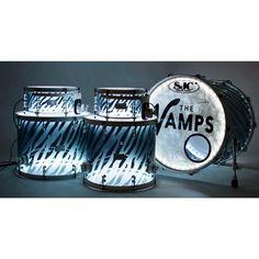 Lookbook - SJC Custom Drums