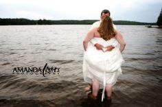 Jennifer & Allen -August 25, 2013 - Algonquin Weddings