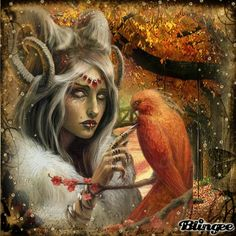 druid woman - Google Search