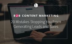 How do you identify a content marketing mistake that's stopping you from generating leads and sales? Learn how to fix these 20 mistakes right now. Internet Marketing Seo, Content Marketing Strategy, Marketing Software, Seo Marketing, Social Media Marketing, Digital Marketing, Social Media Apps, Social Networks, Course Search
