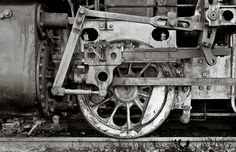 The beauty of old machinery | Flickr - Photo Sharing!
