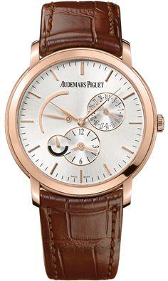 26380or.oo.d088cr.01 Audemars Piguet Jules Audemars Dual Time Mens Watch