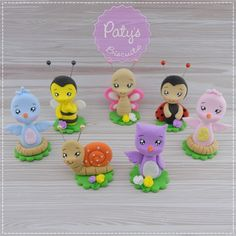 Bee Crafts, Rock Crafts, Easy Diy Crafts, Arts And Crafts, Polymer Clay Miniatures, Polymer Clay Crafts, Clay Owl, Jumping Clay, Frog Statues