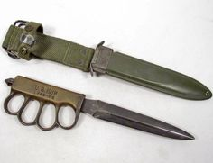 MARK 1 TRENCH KNIFE
