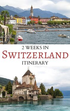 2 Weeks in Switzerla