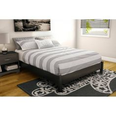 Trysil Head To Mattress And Queen Bed Frames