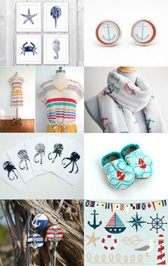 nautical notions by Amanda Ellenberger --Pinned with TreasuryPin.com