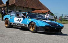 1973 De Tomaso Pantera - Pantera Gr IV | Classic Driver Market