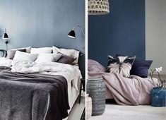 Ter inspiratie: 10x de mooiste blauwe slaapkamers van Pinterest