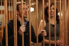 Hodgins and Angela - Bones one of my FAVORITE episodes.