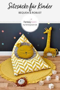 Toilet Room Decor, Baby Room Decor, Nursery Themes, Nursery Room, Diy Bean Bag, Small Bedroom Storage, Trendy Home Decor, Diy Baby Gifts, Baby Room Design