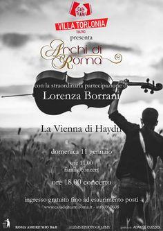 La Vienna di Haydn. Concerto con Lorenza Borrani