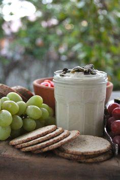Creamy Raw Cashew Nut Cheese #healthy #vegan #recipe #dairyfree #sugarfree #glutenfree #begoodorganics