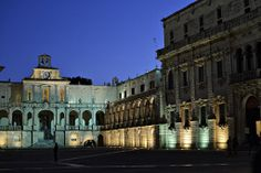 Lecce in Christmas