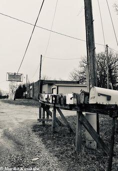 Route 66, Missouri, Utility Pole, Facebook