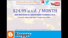 SEOsouthwestFLORIDA - SEO South-West Florida Business Networking Services $24.99usd/Month