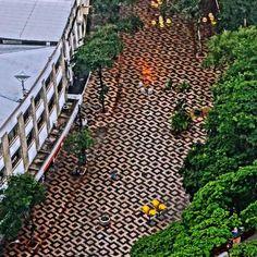 O restinho da beleza urbana do Calçadão original tombado na Praça Willie Davids. Como eu gosto   #londrina #calcadao #rainyday #londrinando #londrinaofficial #londrinero #lindalondrina #ig_parana #parana #TônaRPC #braznu #brurbanlandscapes #brdailylife #brstreet #brasil_greatshots #great_captures_brasil  #brasilbr55 #repostbrasil #brazil_repost #prefeituradelondrina #rain #olharbrasileiro_ #patterns #loucosporlondrina #city #cidade #brazil #ig_brazil #southamerica by patrickrocha01