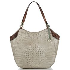 Mother's Day gifts: Thelma Tote - Linen Tri-Color