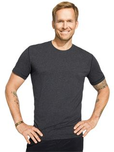This Is Bob Harper's 5-Minute Fat-Burning Workout - http://blog.clairepeetz.com/this-is-bob-harpers-5-minute-fat-burning-workout/