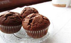 Hittiresepti, jota on pakko kokeilla - amerikkalaiset suklaamuffinssit sulavat suussa