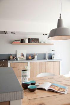 home interior ideas Office Partition Interior Design Kitchen Banquettes modern kitchen Küchen Design, Design Case, Home Design, Design Ideas, Kitchen Dinning, New Kitchen, Kitchen Decor, Kitchen Grey, Dining