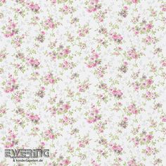 23-285139 Petite Fleur 3 Rasch Textil rosa Blumen Papiertapete